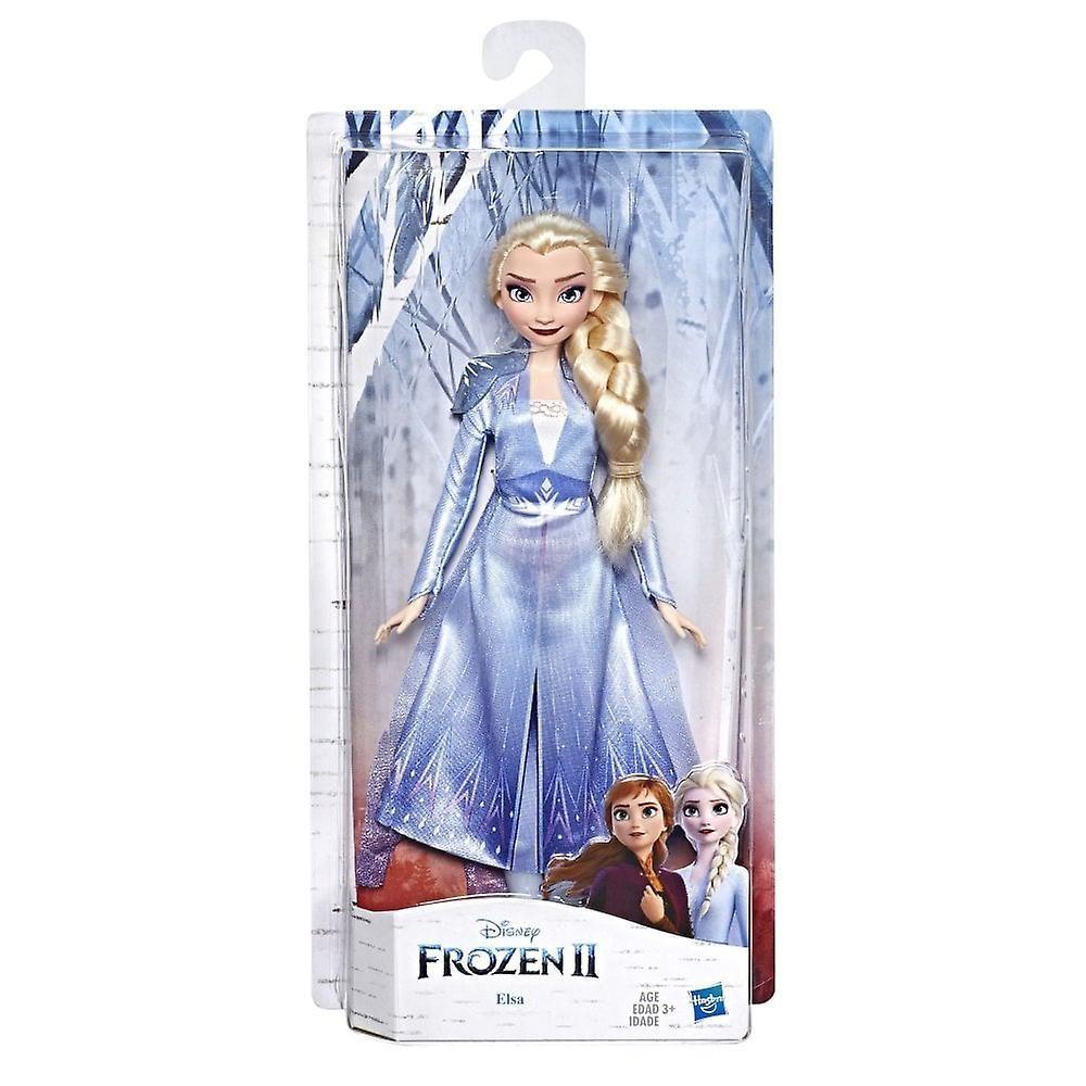 Disney Frost 2 syngende Elsa Plysj dukke som måler hele
