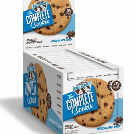 Lenny & Larry Protein Cookie, 12x113g, Peanut Butter