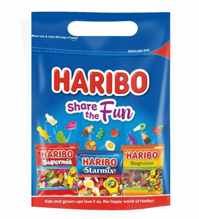 Haribo «Share the Fun» 500 gram