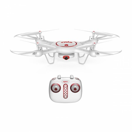 SYMA X5UC QUADCOPTER DRONE MED KAMERA
