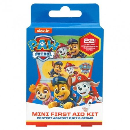 Paw Patrol mini first aid kit