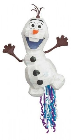 Frost Olaf pinata