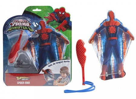 Spiderman sprettert