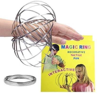 Flow Ring Kinetic 3D
