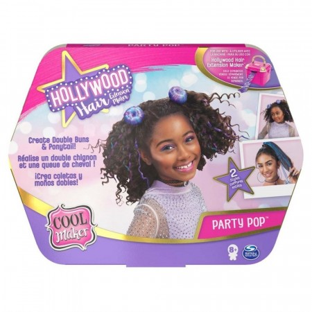 Cool Maker Hollywood Hair Styling Pack (Lilla)