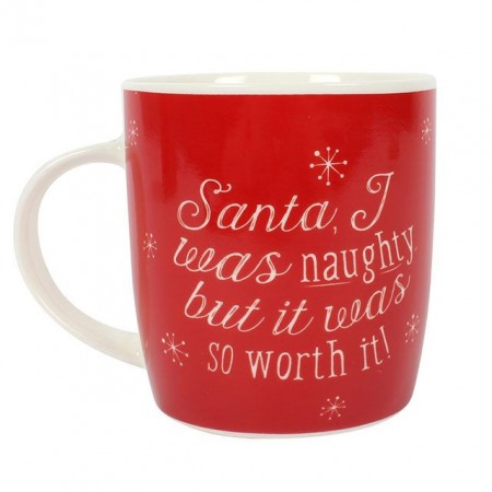 SANTA I WAS NAUGHTY KRUS