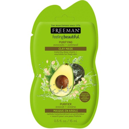 Freeman Purifying Avocado + Oatmeal Ansiktsmaske