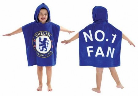 Chelsea FC badeponcho