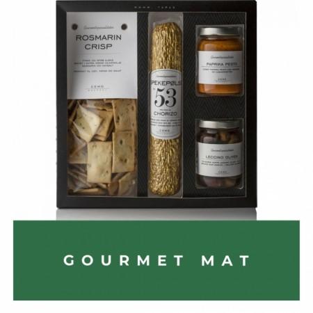 Gourmet mat/drikke