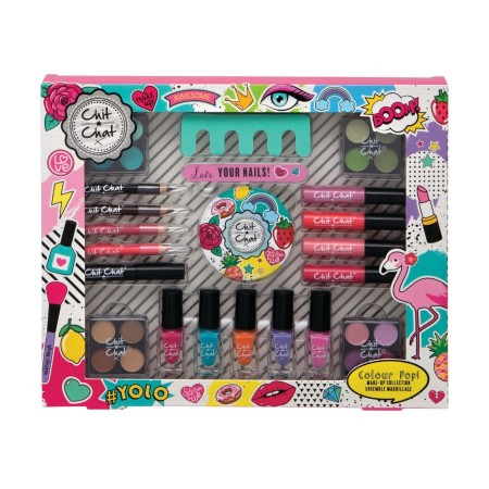 Technic Chit Chat Colour Pop! Sminke