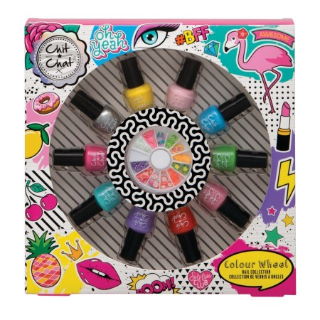 Technic Chit Chat Colour Wheel- Neglelakk