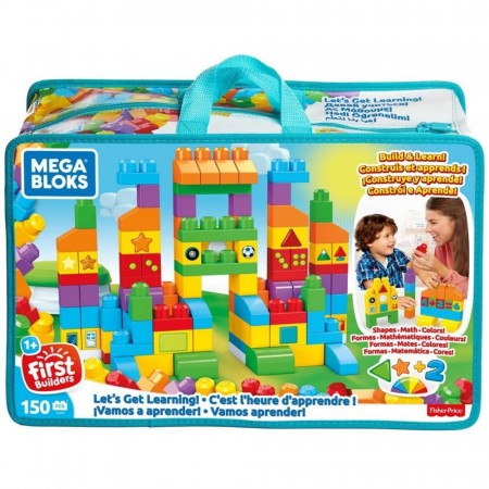 Mega Bloks Lets Get Learning
