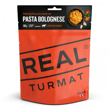 REAL turmat pasta bolognese 500g