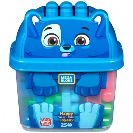 Mega Bloks Animal Bucket