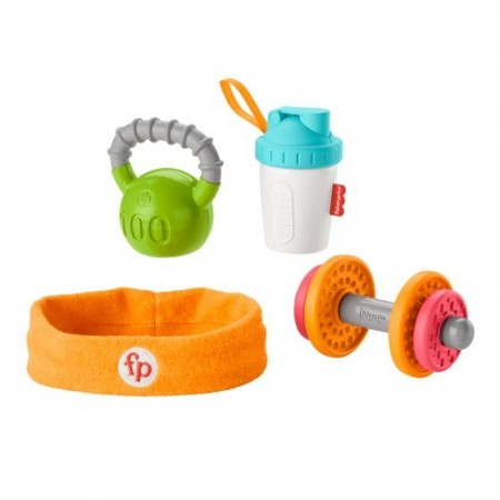 Fisher Price Fitness Sett