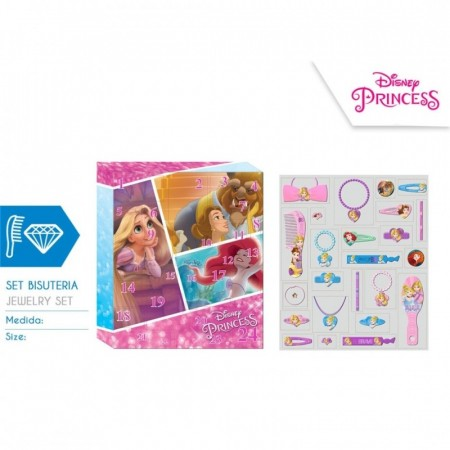 Disney prinsesser adventskalender