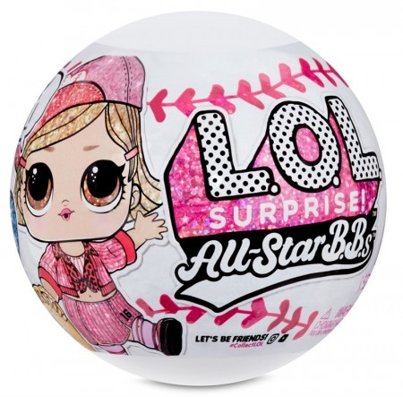 L.O.L. Surprise! All-Star B.B.s Series 1- Baseball