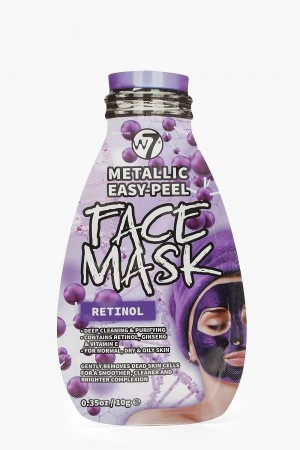 W7 Metallic Easy-Peel Retinol Face Mask