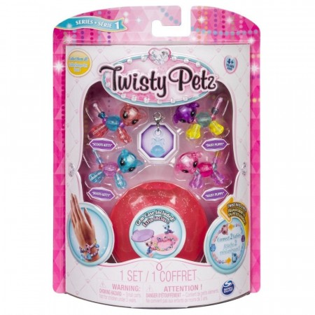 Twisty Petz Babies 4-pk