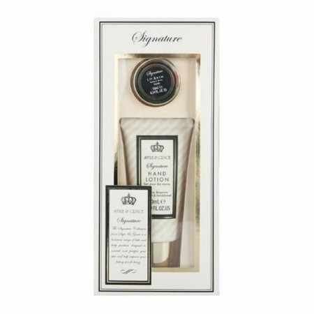 Style & Grace Signature Beauty Rescue Håndkrem og Lipbalm
