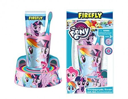 My Little Pony tannpuss sett