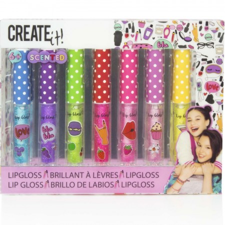 CREATE IT ! Lip gloss 6- pk