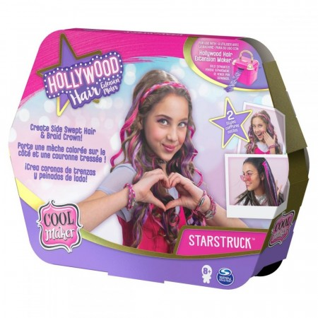 Cool Maker Hollywood Hair Styling Pack (Rosa)