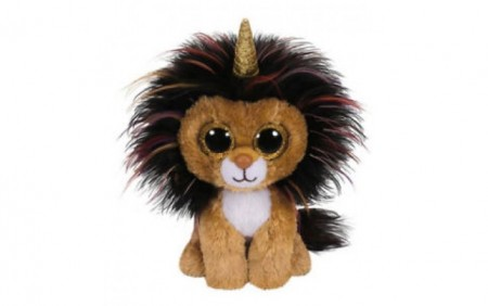TY Beanie Boo - Ramsey the Lion with Horn