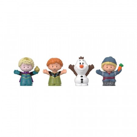 Fisher-Price Little People Frozen figurer 4 pk