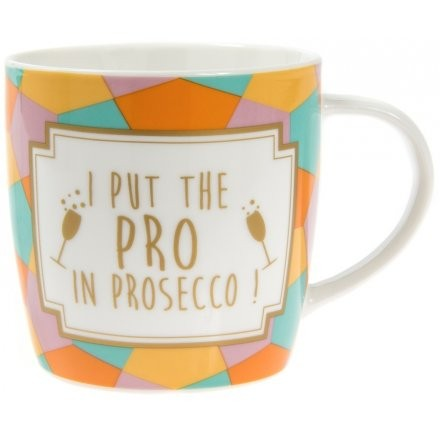 I put the pro i prosecco krus