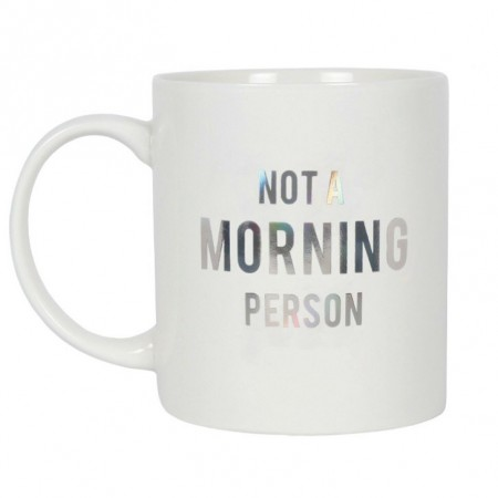 Not a morning person- Krus