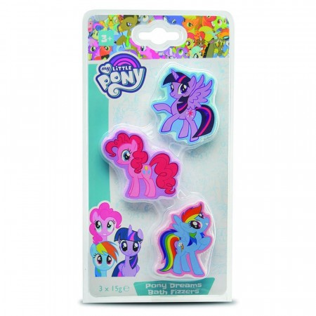 My Little Pony badebombe