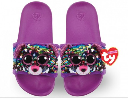 TY Dotty slippers