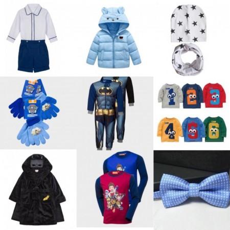 Klær og accessories gutt