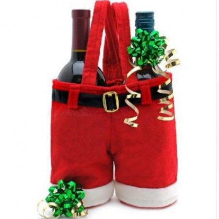 Christmas Wine-bag