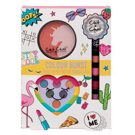 Technic Chit Chat Colour Burst Make-Up Kit