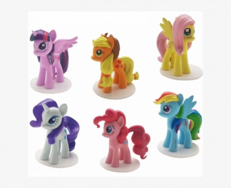 My little Pony overraskelse figur