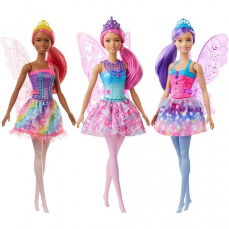 Barbie Dreamtopia Fe Prinsesse