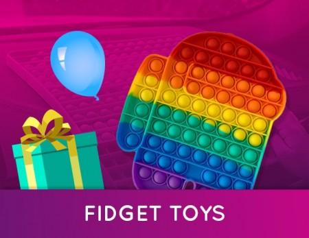 Fidget Toys - Opptil 40%