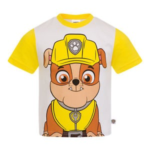 Paw Patrol Rubble t-shirt