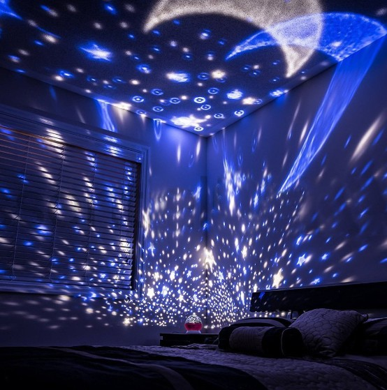 Stjernehimmel lampe